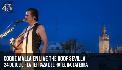 coque-malla-en-live-the-roof-sevilla