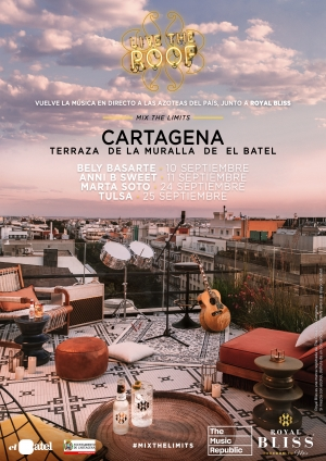 Live The Roof Cartagena