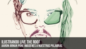 "Ilustrando Live The Roof: ""Bucles de Semana Santa"""