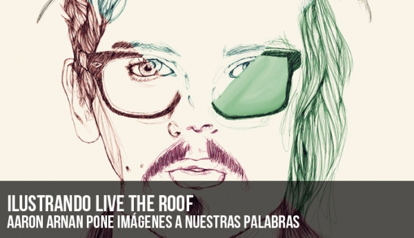 "Ilustrando Live The Roof: ""Crowdfunding con gusto no pica"""