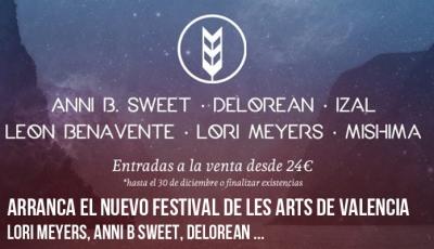 festival-de-les-arts-primeras-confirmaciones-nacionales-y-entradas-a-la-venta-desde-24€