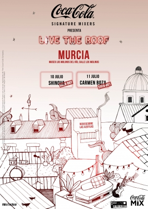 Live The Roof Murcia
