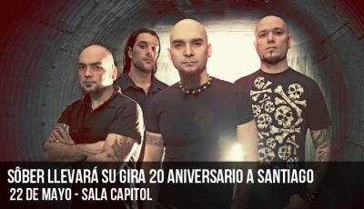 sôber-llevará-su-gira-20-aniversario-a-santiago-de-compostela